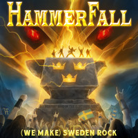 HAMMERFALL - (We Make) Sweden Rock
