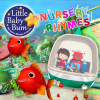 Little Baby Bum Nursery Rhyme Friends - 10 Little Animals from the Sea