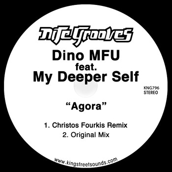 Dino MFU feat. My Deeper Self - Agora