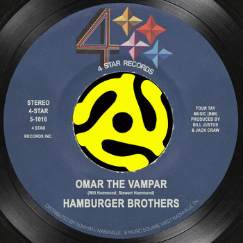 The Hamburger Brothers - Omar the Vampar