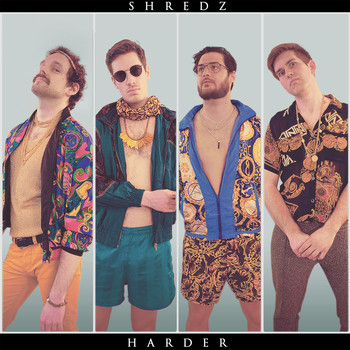 Shredz - Harder (Explicit)