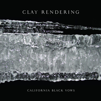 Clay Rendering - California Black Vows