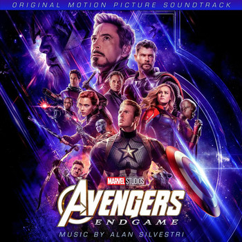 Alan Silvestri - Avengers: Endgame (Original Motion Picture Soundtrack)