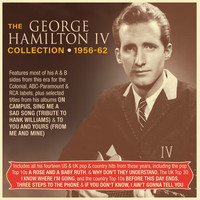 George Hamilton IV - Collection 1956-62
