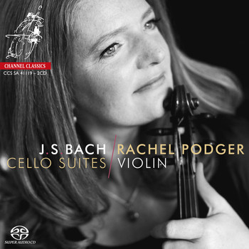 Rachel Podger - J.S. Bach Cello Suites