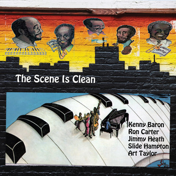Kenny Barron - The Scene is Clean