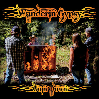 Wanderin Gypsy - Goin' Down