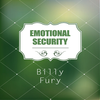 Billy Fury - Emotional Security