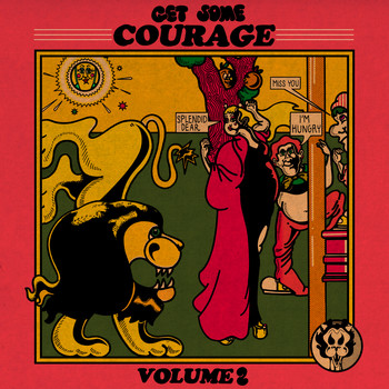 Courage - Get Some Courage, Vol. 2 (Explicit)