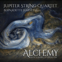 Jupiter String Quartet & Bernadette Harvey - Alchemy