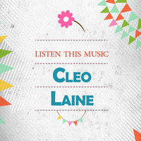 Cleo Laine - Listen This Music