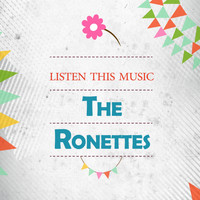 The Ronettes - Listen This Music