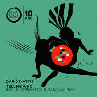 Dario D'Attis - Tell Me Who