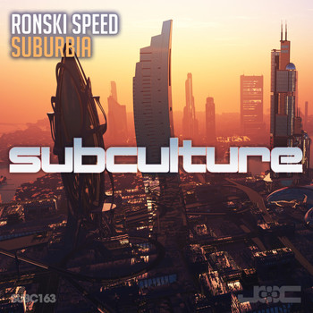 Ronski Speed - Suburbia