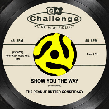 The Peanut Butter Conspiracy - Show You the Way