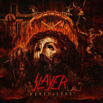 Slayer - Repentless (Explicit)