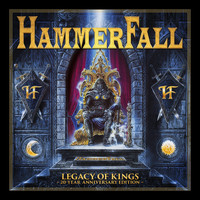 HAMMERFALL - Legacy of Kings 20 Year Anniversary Edition