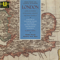 Michael George, James Bowman & John Mark Ainsley - Music from the Courts of Europe - London
