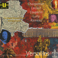 Elizabeth Wallfisch - Music from the Courts of Europe - Versailles