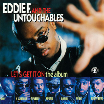 Eddie F. - Let's Get It On (The Album)