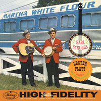 Lester Flatt - Lester Flatt & Earl Scruggs With The Foggy Mountain Boys