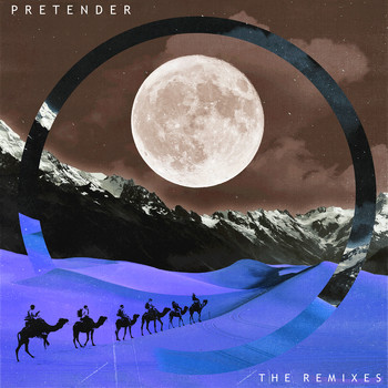 Wolves By Night - Pretender (The Remixes)