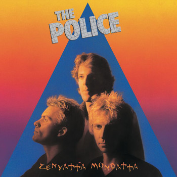 The Police - Zenyatta Mondatta (Remastered 2003)