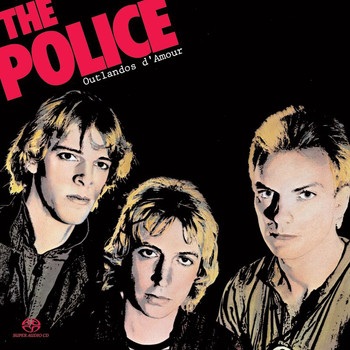 The Police - Outlandos D'Amour (Remastered 2003)