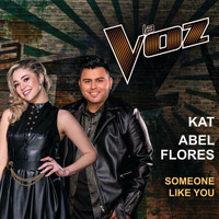 KAT - Someone Like You (La Voz US)