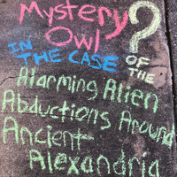 Mystery Owl - Alarming Alien Abductions Around Ancient Alexandria