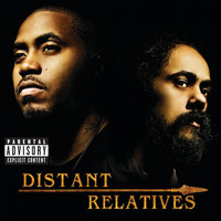 "Damian ""Jr. Gong"" Marley - Distant Relatives (Explicit)"