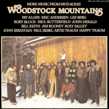 Various Artists - Woodstock Mountains: More Music From Mud Acres