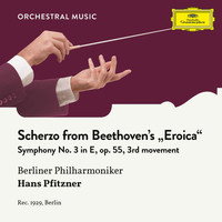 "Berliner Philharmoniker - Beethoven: Symphony No. 3 in E-Flat Major, Op. 55 ""Eroica"": 3. Scherzo - Allegro vivace"