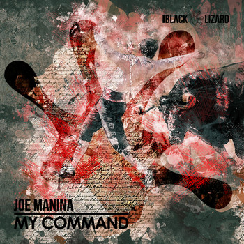 Joe Manina - My Command (Radio Edit)
