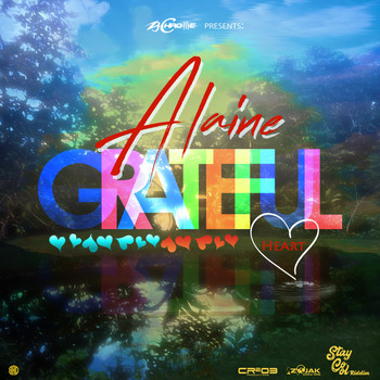 Alaine - Grateful Heart - Single