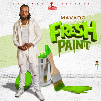 Mavado - Fresh Paint (Explicit)