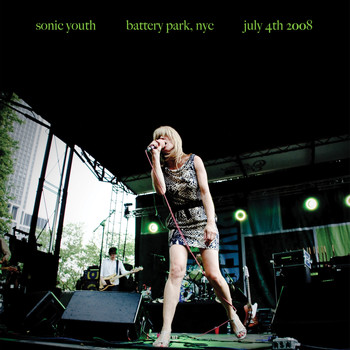 Sonic Youth - Bull In The Heather (Battery Park, NYC: July 4th 2008)