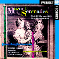 Everest Woodwind Octet - Mozart: Serenades No. 11 & No. 12