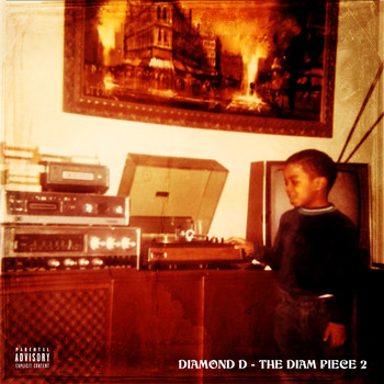 Diamond D - The Diam Piece 2 (Explicit)