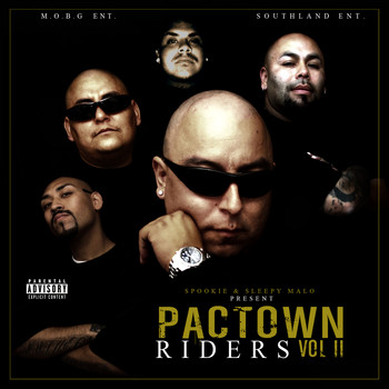 Sleepy Malo - Pactown Riders, Vol. 2 (Explicit)