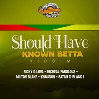 Various Artists - Should Have Known Betta Riddim