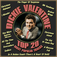 Dickie Valentine - Top 20 Most Popular Tracks