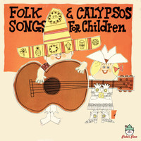 Rocking Horse Players and Orchestra - Folk & Calypsos Songs For Children