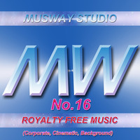 Musway Studio - Royalty Free Music - No.16 (Corporate, Cinematic, Background)