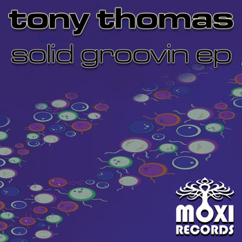 Tony Thomas - Solid Groovin