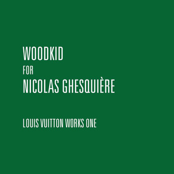 Woodkid - Woodkid For Nicolas Ghesquière - Louis Vuitton Works One