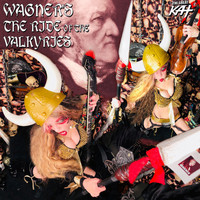 The Great Kat - Wagner's The Ride Of The Valkyries (Explicit)