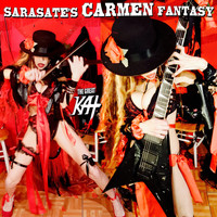 The Great Kat - Sarasate's Carmen Fantasy (Explicit)