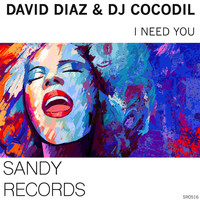 David Diaz, Dj Cocodil - I Need You