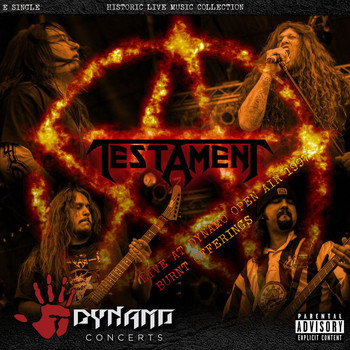 Testament - Burnt Offerings (Live At Dynamo Open Air / 1997 [Explicit])
